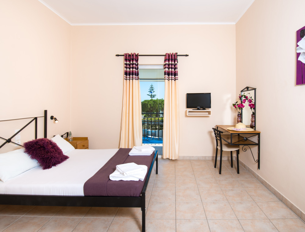 Inside the rooms, Tsilivi, Planos, Zakynthos, Sakisandsams, Apartments, Glaros Studios
